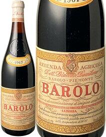 バローロ [1967] ダミラノ <赤> <ワイン/イタリア>