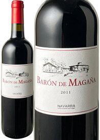 バロン・ド・マガーニャ [2011] ボデガス・ヴィーニャ・マガーニャ <赤> <ワイン/スペイン>