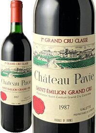 【プレミアム特価】シャトー・パヴィ   [1987] <赤> <ワイン/ボルドー>