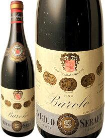 バローロ [1967] エンリコ・セラファーノ <赤> <ワイン/イタリア>