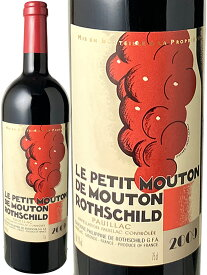 ル・プティ・ムートン・ド・ムートン・ロートシルト [2009] <赤> <ワイン/ボルドー>