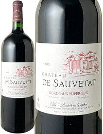 シャトー・デ・ソヴタ マグナムサイズ 1500ml [2001] <赤> <ワイン/ボルドー>