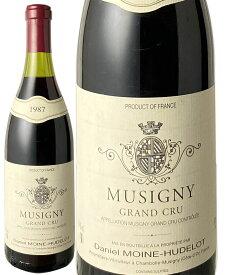 【プレミアム特価】ミュジニー [1987] モワンヌ・ユドロ <赤> <ワイン/ブルゴーニュ>