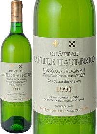 【プレミアム特価】シャトー・ラヴィル・オー・ブリオン [1994] グラーヴ特選銘柄 <白> <ワイン/ボルドー>