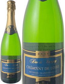 クレマン・ド・ロワール NV デュック・ド・ヴェルシニー <白> <ワイン/スパークリング>