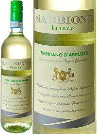 サッビオーネ・トレッビアーノ・ダブルッツォ [2020] カンティネ・ピローヴァノ <白> <ワイン/イタリア>