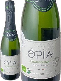 オピア シャルドネ スパークリング ノンアルコール ハーフサイズ 375ml NV ドメーヌ・ピエーレ・シャヴァン <白> <ワイン/スパークリング>