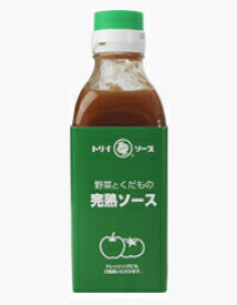 鳥居 野菜とくだものの完熟ソース 200ml