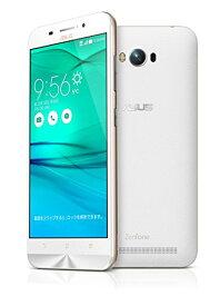 新品【国内正規品】ASUSTek ZenFone Max (SIMフリー/Android5.0.2 /5.5inch /デュアルmicroSIM /LTE)(2GB/16GB) (ホワイト) ZC550KL-WH16