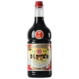 マルカワ醤油 伊吹(旧:長良) 1.8L 【たまりや 岐阜・山川醸造】たまり醤油