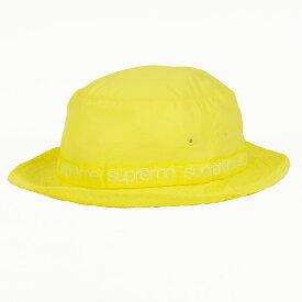 【新品】2018SS Supreme シュプリーム TONAL TAPING CRUSHER SS18H115 ML ライトイエロー 【送料無料】 メンズ ヘッドウェア 帽子 ミディアム ラージ 【代引き手数料無料】 31530714