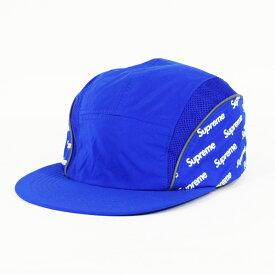 【新品】2018SS Supreme シュプリーム DIA GONAL LOGO SIDE PANEL キャップ SS18H65 ブルー【送料無料】メンズ ヘッドウェア 帽子 【代引き手数料無料】 31530709