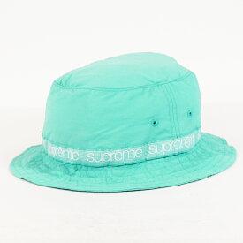 【新品】2018SS Supreme シュプリーム テーピングロゴ クラッシャー ハット TONAL TAPING CRUSHER SS18H65 ペールグリーン M/L SS18H115【送料無料】メンズ ヘッドウェア 帽子 【代引き手数料無料】 31530712