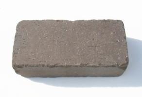 2.5kg/アンティーク調レンガ  マンガンブラウンMYサイズ210×100×60mm/200×100×60mm[煉瓦 れんが ブロック 花壇 タイル 門柱 駐車場 庭 アプローチ]
