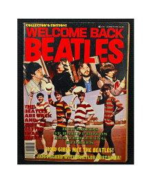 WELCOME BACK BEATLESウェルカムバック ビートルズ
