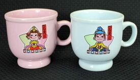 不二家 ペコちゃんマグカップ型プリンカップひなまつり【未使用】
