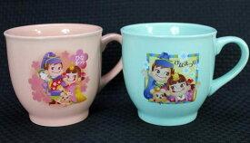 ペコちゃんマグカップ型プリンカップひなまつりD【未使用】