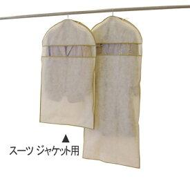 サイドファスナーカバー(スーツ・ジャケット用) 3枚入【SA310】