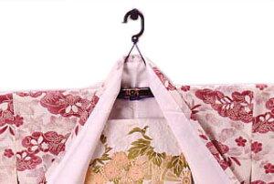 着物ハンガー雅の舞(みやびのまい)朱