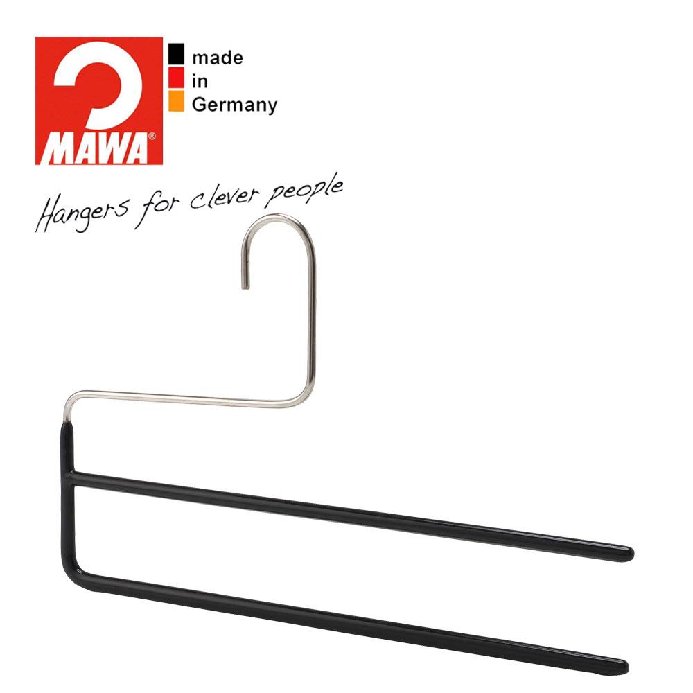 MAWAハンガー(マワハンガー)ダブルパンツKH2/U ブラック※フック向きにご注意ください。