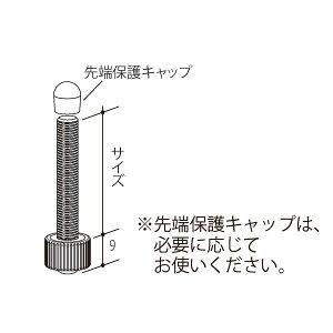 ロイヤル 棚押さえ用ボルト 10個組 50mm ブラック FG-B