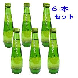リードオフジャパン アップルタイザー 275ml 6本セット