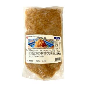 サブ水産【梅水晶】 700g 【冷凍便】