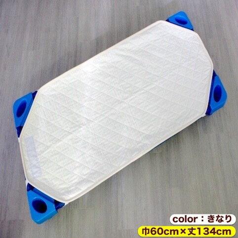 保育園コットシーツ 巾60cm×丈134cm コットシーツ コットカバー 午睡ベット 保育園お昼寝 レターパックで発送します