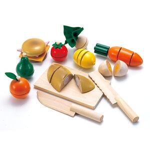 木のおもちゃ ままごといっぱいセット プレゼントに♪※北海道、離島は別途送料がかかる場合がございます