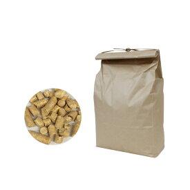 【送料無料】ペレット燃料 ホワイトペレット(直径6ミリ)5キロ 環境にやさしいクリーンエネルギー猫砂 ネコ砂 ねこ砂 ペットトイレ システムトイレ 5kg 5きろ P08Apr16