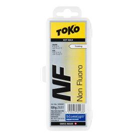 TOKO 〔トコワックス〕 NFイエロー 120g 固形