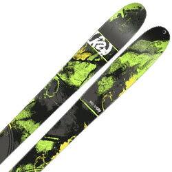 【期間限定!スキー板はさらにポイント5倍!11/14 18時〜11/21 13時まで】K2〔ケーツー スキー板〕<2015>ANNEX 108 + チロリア 2019 ATTACK2 11 GW BRAKE 100〔L〕S.BK【金具付き・取付料送料無料】【pwgr】【SP】【E】