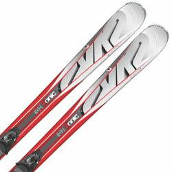 K2〔ケーツー スキー板〕<2016>Konic 75〔コニック 75〕 + M2 10 【金具付き・取付料無料】