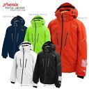 PHENIX〔フェニックス スキーウェア〕<2016>Force Jacket PS572OT32 【送料無料】〔z〕