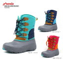 PHENIX 〔フェニックス ジュニアスノーシューズ〕<2017>Phenix Logo Junior Snow Boots PS5G8FW80