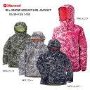 【在庫処分】【LW】【送料無料!!】Marmot〔マーモット スキーウェア レディース〕<2014>W's SNOW MOUNTAIN JACKET MJW-F...