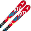 ★ATOMIC〔アトミック スキー板〕<2017>REDSTER MX+ X12 TL【金具付き・取付料送料無料】〔z〕