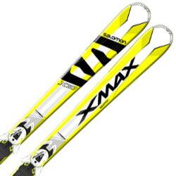 SALOMON〔サロモン スキー板〕<2017>X-MAX X10 + XT12【金具付き・取付料送料無料】【slmnx】基礎 オールラウンド〔SA〕