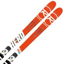 【期間限定!スキー板はさらにポイント5倍!11/14 18時〜11/21 13時まで】ROSSIGNOL〔ロシニョール スキー板〕<2018>HERO FIS GS R21 RACING + SPX 12 ROCKERFLEX WHITE ICON【金具付き・取付料送料無料】