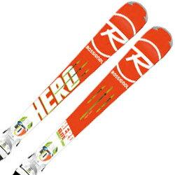 ROSSIGNOL〔ロシニョール スキー板〕<2018>HERO ELITE ST TI KONECT + SPX 12 KONECT DUAL WTR B80 WHITE ICON【金具付き・取付料送料無料】基礎 オールラウンド