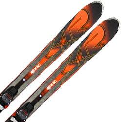 【期間限定!スキー板はさらにポイント5倍!11/14 18時〜11/21 13時まで】K2〔ケーツー スキー板〕<2017>iKonic 80〔アイコニック80〕 + M3 12 TCx LIGHT QUICKLICK【金具付き・取付料送料無料】〔SA〕【E】