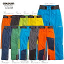 【クーポン配布中】【型落ち価格!】GOLDWIN〔ゴールドウィン スキーウェア〕<2017>Shiny Pants G31610P〔z〕