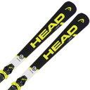 【型落ち価格!】HEAD〔ヘッド スキー板〕<2017>WORLDCUP REBELS i .RACE + RPE + FREEFLEX EVO 11【金具付き...