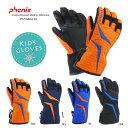 PHENIX 〔フェニックス スキーグローブ キッズ 子供用〕<2016>Functional Kid's Gloves PS5G8GL70〔z〕