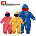 【クーポン配布中】THE NORTH FACE〔ザ・ノースフェイス スキーウェア ベビー〕<2017>Baby Insulation Suit NYB81604...