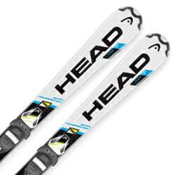 【期間限定!スキー板はさらにポイント5倍!11/14 18時〜11/21 13時まで】HEAD〔ヘッド ジュニアスキー板〕<2018>SUPERSHAPE TEAM SLR2 + SLR 4.5 AC【金具付き・取付料無料】