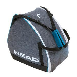 HEAD〔ヘッドブーツバッグ〕<2019>WOMEN BOOT BAG 383247〔ウーマンブーツバッグ〕〔GY/BLU〕 〔SA〕