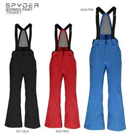SPYDER〔スパイダースキーウェア パンツ メンズ〕<2018>783257 BORMIO PANT【送料無料】 スキー スノーボード