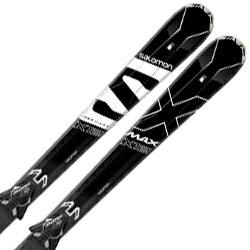 【おまけ付き】★SALOMON〔サロモン スキー板〕<2018>X-MAX X12 + XT12 TI【金具付き・取付料送料無料】基礎 オールラウンド【slmnx】