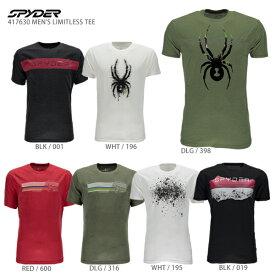 SPYDER〔スパイダー Tシャツ〕 417630 LIMITLESS TEE 〔SA〕<17>【HADS】